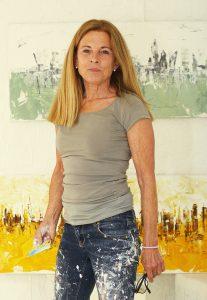 abstrakte malerei karlsruhe